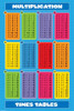 Multiplication - Times Tables Poster Poster Print - Item # VARPYRPP31421
