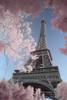Eiffel Tower Infrared - Paris Poster Poster Print - Item # VARPYRPP33720