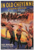 In Old Cheyenne Movie Poster Print (27 x 40) - Item # MOVEF2330