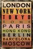 City Names Poster Poster Print - Item # VARPYRPP32629