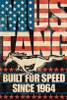 Ford - Mustang Built for Speed Poster Poster Print - Item # VARNMR241184