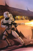 Star Wars The Force Awakens - Fire Poster Poster Print - Item # VARTIARP14013