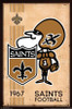 New Orleans Saints - Retro Logo 14 Poster Poster Print - Item # VARTIARP13177