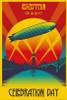 Led Zeppelin - Celebration Day Poster Poster Print - Item # VARXPE160451
