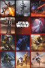 Star Wars - Moments Grid Poster Poster Print - Item # VARTIARP14009