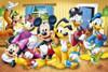 Mickey Mouse Disney Group Poster Poster Print - Item # VARXPE159501
