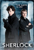 Sherlock The Game Is On Poster Poster Print by - Item # VARGBEFP3264