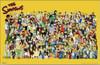 Simpsons Cast Poster Poster Print - Item # VARPYR521
