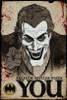 Batman Comic Joker Wants You Poster Poster Print - Item # VARXPE160330
