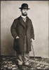 Henri Marie Raymond De Toulouse-Lautrec Monfa 1864-1901 French Painter Printmaker Draftsman And Illustrator From A Photograph From The Book Toulouse Lautrec By Gerstle Mack Published 1938 PosterPrint - Item # VARDPI1856584