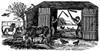 Farming: Threshing. /Nthreshing With Hand Flails: Wood Engraving, American, Early 19Th Century. Poster Print by Granger Collection - Item # VARGRC0014952