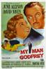 My Man Godfrey Movie Poster Print (27 x 40) - Item # MOVIJ2219