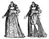 Chopine/Platform Shoe. /Nvenetian Woman Wearing Chopines, Or Platform Shoes, And Pants Under Her Dress. Line Engraving, 1592. Poster Print by Granger Collection - Item # VARGRC0065921