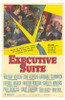 Executive Suite Movie Poster (11 x 17) - Item # MOV205351