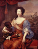 Duchess Of Portsmouth /N(1649-1734). Louise Ren_E De K_Roualle, Duchess Of Portsmouth. French Mistress Of King Charles Ii Of England. Oil On Canvas, 1682, By Pierre Mignard. Poster Print by Granger Collection - Item # VARGRC0043269