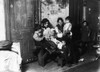 Chicago: Tenement, 1910. /Nitalian Immigrant Family In A Tenement Home, Chicago, Illinois. Photograph By Lewis Hine, 1910. Poster Print by Granger Collection - Item # VARGRC0117336