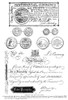 Colonial American Currency. /Na Selection Of American Currency Dating From 1694 To 1788. Line Engraving, 19Th Century. Poster Print by Granger Collection - Item # VARGRC0076216