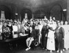 19Th Amendment, 1919. /Nmissouri Governor Frederick Gardner Signing The Resolution Ratifying The 19Th Constitutional Amendment, 1919. Photograph By Carl Deeg. Poster Print by Granger Collection - Item # VARGRC0108217