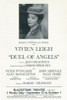 Duel of Angels (Broadway) Movie Poster (11 x 17) - Item # MOV409248