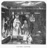 Mormon Baptism. /Nwood Engraving, American, 1853. Poster Print by Granger Collection - Item # VARGRC0098840