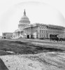 U.S. Capitol, C1865. /Nthe Capitol In Washington, D.C. Poster Print by Granger Collection - Item # VARGRC0017128