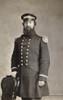 Civil War: Union Commander. /Noriginal Carte-De-Visite Photograph Of Lieutenant Commander Edward E. Stone Of The Union Navy. Poster Print by Granger Collection - Item # VARGRC0090601