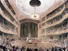 Astley'S Ampitheatre, C1810. /Ninterior Of Astley'S Amphitheatre At Lambeth, London, England. Aquatint, C1810, By Augustus Pugin And Thomas Rowlandson. Poster Print by Granger Collection - Item # VARGRC0043764