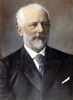 Peter Ilich Tchaikovsky /N(1840-1893). Russian Composer: Oil Over A Photograph, N.D. Poster Print by Granger Collection - Item # VARGRC0042342