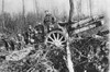 Wwi: Americans, 1918. /Namerican Troops With A Captured German Gun During The Last Stages Of The Argonne Offensive Of World War I. Photograph, 1918. Poster Print by Granger Collection - Item # VARGRC0407990
