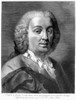 Carlo Goldoni (1707-1793). /Nitalian Playwright. Line Engraving, Italian, 18Th Century, After A Painting By Giovanni Battista Piazzetta (1682-1854). Poster Print by Granger Collection - Item # VARGRC0101576