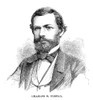 Charles Poston (1825-1902). /Namerican Explorer, Prospector And Politician, Known For His Efforts To Create The Arizona Territory. Wood Engraving, American, 1865. Poster Print by Granger Collection - Item # VARGRC0322877