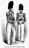 Artillery Company, 1855. /Nmembers Of The Honourable Artillery Company, The Oldest Regiment In The British Army. Wood Engraving, 1855. Poster Print by Granger Collection - Item # VARGRC0099939