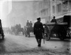 Garbage Strike, 1911. /Npolice Protecting Garbage Carts During A Garbage Strike In New York City. Photograph, 1911. Poster Print by Granger Collection - Item # VARGRC0326532