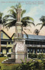 Panama Railroad Monument. /Nmemorial At Colon, Panama, To William H. Aspinwall (1807-1875), The American Merchant Who Had The Panama Railroad Constructed In The 1850S. Postcard, C1910. Poster Print by Granger Collection - Item # VARGRC0094765