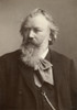 Johannes Brahms (1833-1897). /Ngerman Composer And Pianist. Original/Ncabinet Photograph, 1893. Poster Print by Granger Collection - Item # VARGRC0046368