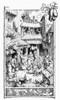 Richter Illustration. /Nwood Engraving, 19Th Century, By August Gaber After Ludwig Richter (1803-1884). Poster Print by Granger Collection - Item # VARGRC0093639