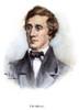 Henry David Thoreau /N(1817-1862). American Writer. Wood Engraving, 19Th Century. Poster Print by Granger Collection - Item # VARGRC0070791