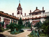 Ponce De Le�N Hotel, C1898. /Nthe Courtyard Of The Ponce De Leon Hotel In St. Augustine, Florida. Photochrome, C1898. Poster Print by Granger Collection - Item # VARGRC0259847