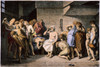 Death Of Socrates. /Nwood Engraving, German, 19H Century. Poster Print by Granger Collection - Item # VARGRC0066735