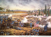 Battle Of Stones River, 1863. /Nbattle Of Stones River, Tennessee, 31 December 1862 And 2 January 1863. Lithograph, 1891, By Kurz & Allison. Poster Print by Granger Collection - Item # VARGRC0011765