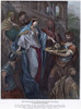 Dor_: Daughter Of Herod. /N'The Daughter Of Herod Receiving The Head Of John The Baptist.' Color Wood Engraving After Gustave Dor_, 19Th Century. Poster Print by Granger Collection - Item # VARGRC0165776