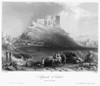Ireland: Rock Of Cashel. /Nview Of The Rock Of Cashel, County Tipperary, Ireland. Steel Engraving, English, C1840, After William Henry Bartlett. Poster Print by Granger Collection - Item # VARGRC0095264