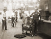 Movie Making, 1916. /Nactor Edward Hugh Sothern Being Directed By Fred Thomson For The Vitagraph Production Of 'The Chattel' In 1916. Poster Print by Granger Collection - Item # VARGRC0013739