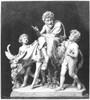 Aesop (C620-560 B.C.). /Ngreek Fabulist. Nineteenth Century Line Engraving Of A Heinrich Moeller Sculpture. Poster Print by Granger Collection - Item # VARGRC0033339