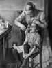 Dentistry, 1920S. /Namerican Home Dentistry In The 1920S. Poster Print by Granger Collection - Item # VARGRC0056468