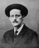 James Joyce (1882-1941). /Nirish Writer. Photographed In Trieste, Italy, C1912. Poster Print by Granger Collection - Item # VARGRC0017173