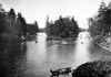 Paris: Bois De Boulogne. /Nthe Lower Lake In The Bois De Boulogne In Paris, France. Photograph, C1910. Poster Print by Granger Collection - Item # VARGRC0018110