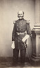Ambrose E. Burnside /N(1824-1881). American Army Commander. Photograph, C1861. Poster Print by Granger Collection - Item # VARGRC0267981