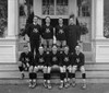Basketball Team, 1920. /Nportrait Of The Yankee Basketball Team. Photograph, 1920. Poster Print by Granger Collection - Item # VARGRC0527392
