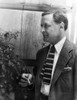 F. Scott Fitzgerald /N(1896-1940). Francis Scott Key Fitzgerald. American Writer. Photographed By Carl Van Vechten, 1937. Poster Print by Granger Collection - Item # VARGRC0125950